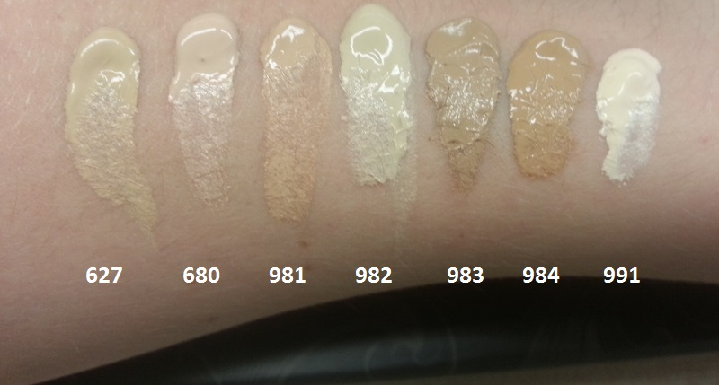 sleek foundation
